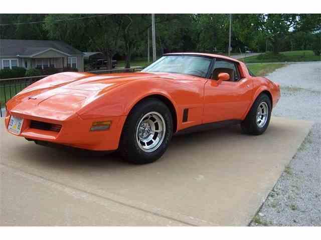 1981 Chevrolet Corvette | 988394
