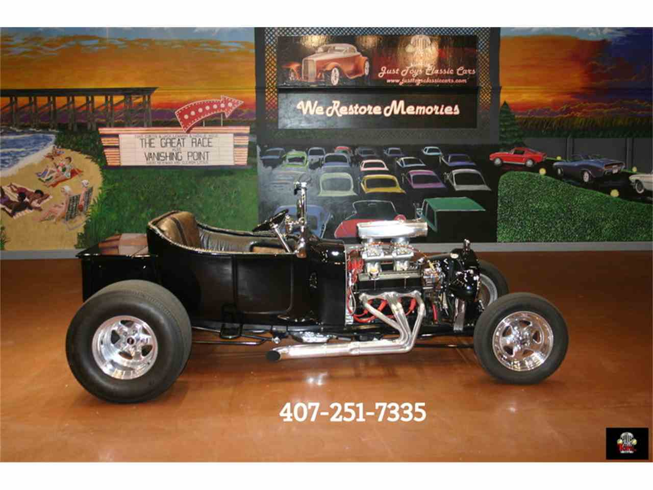 Large Picture of 1923 T Bucket located in Orlando Florida - $23,995.00 Offered by Just Toys Classic Cars - L6NF