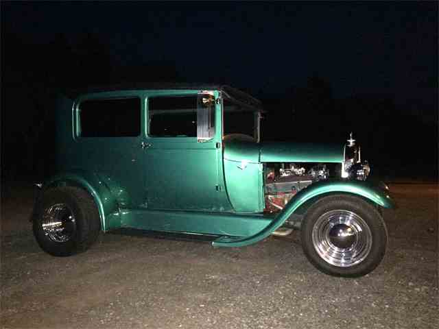 1929 Ford  Classic Hotrod | 988397