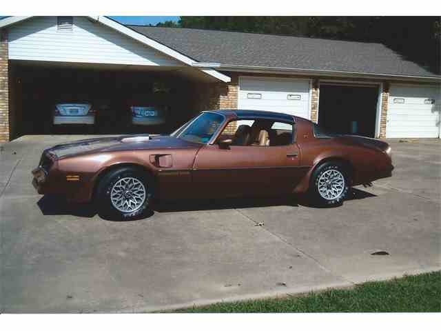1978 Pontiac Firebird Trans Am | 988404