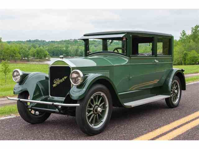 1925 Pierce Arrow Model 80 | 980841