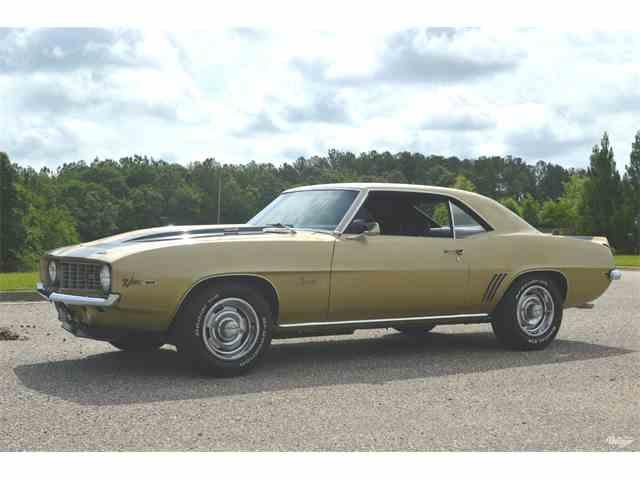 1969 Chevrolet Camaro Z28 | 988415