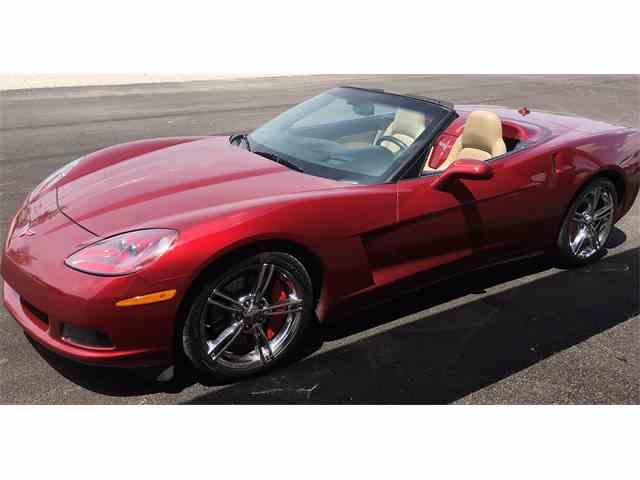 2005 Chevrolet Corvette | 988427