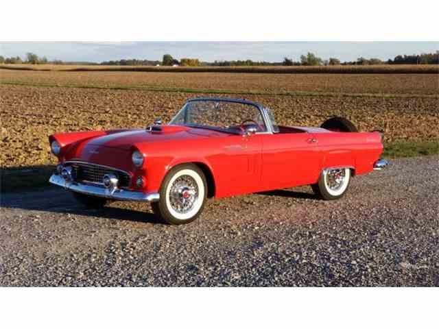 1956 Ford Thunderbird   988431