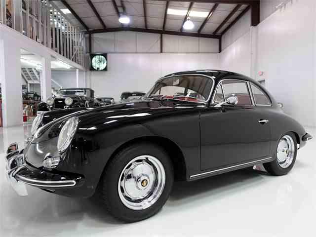 1960 Porsche 356B 1600 Coupe by Reutter | 988434