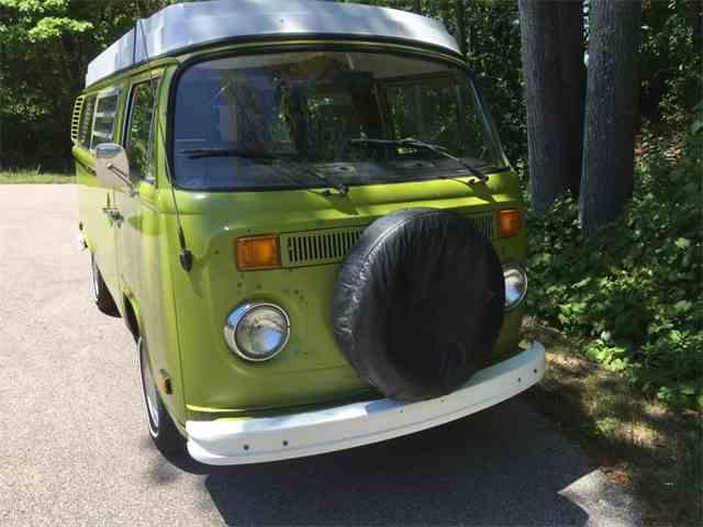 1978 Volkswagen Type 2   988437