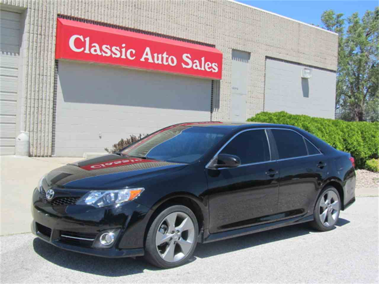 2012 Toyota Camry for Sale ClassicCars
