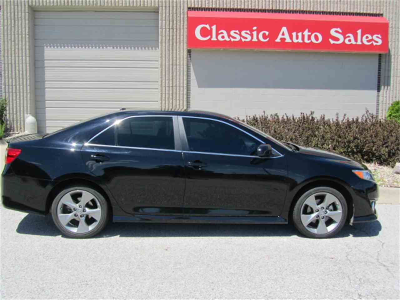 Large Picture of '12 Camry - L6OM