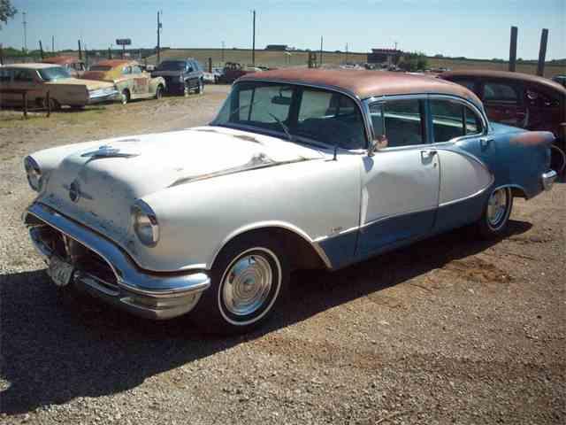1956 Oldsmobile 98 | 988444