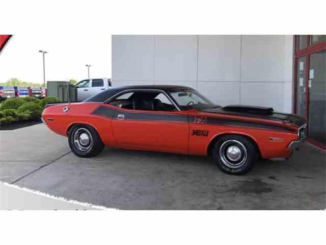 1970 Dodge Challenger T/A | 988445