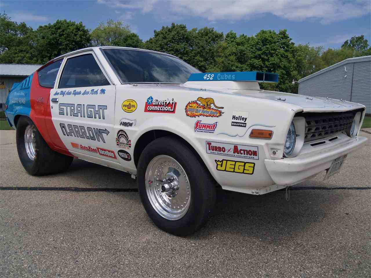 1976 Plymouth Arrow Pro Stock for Sale - CC-988447