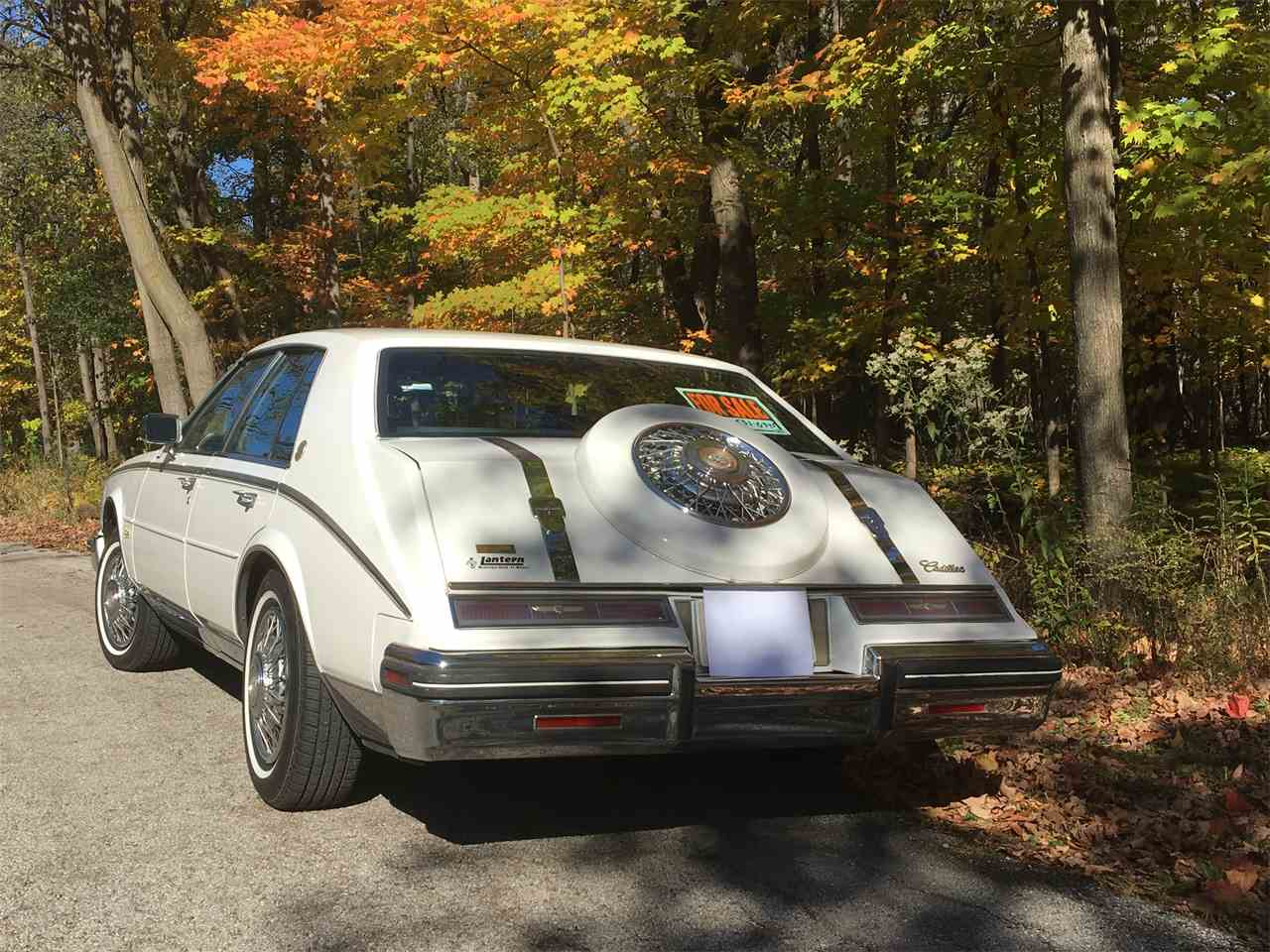 Large Picture of '85 Seville - L6P5
