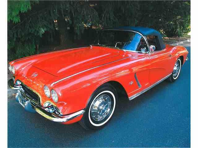 1962 Chevrolet Corvette | 988462