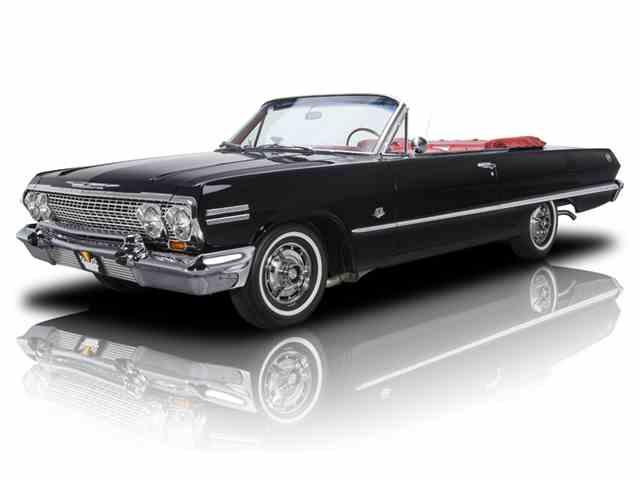 1963 Chevrolet Impala SS | 988477