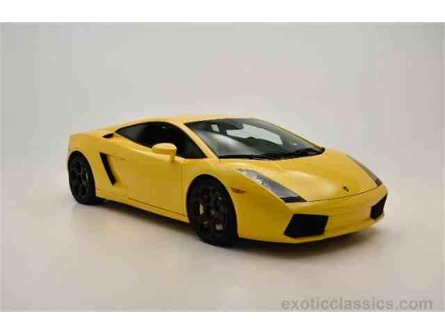 2005 Lamborghini Gallardo | 988485