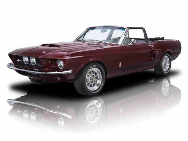 1967 Ford Mustang GT350 | 988486