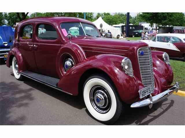 1937 Lincoln K V-12 | 988487
