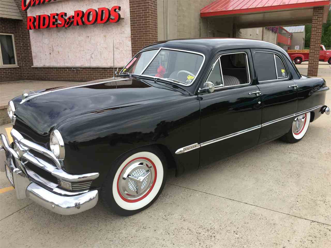 Large Picture of Classic 1950 Ford Custom - $18,800.00 Offered by Classic Rides and Rods - L6Q0