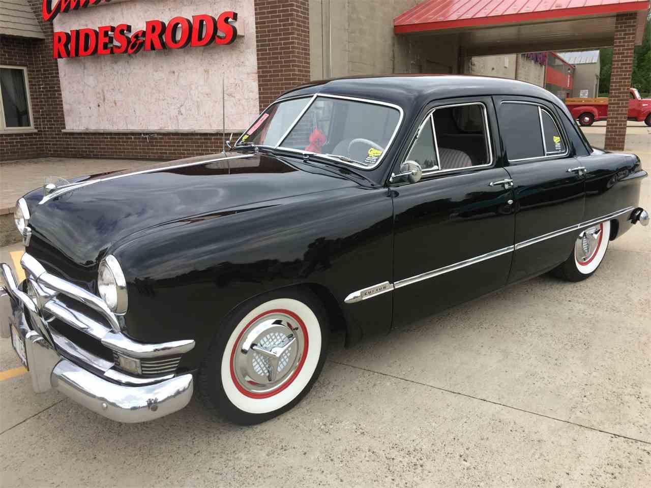 1950 ford custom for sale cc 988488. Black Bedroom Furniture Sets. Home Design Ideas