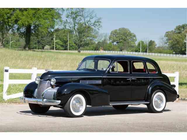1939 Cadillac Series 61 | 988497