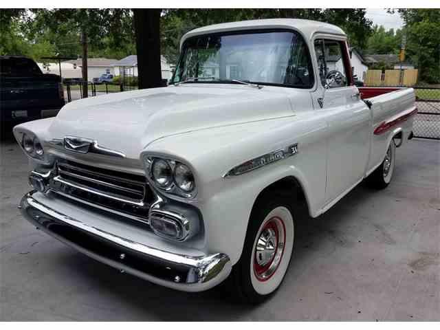 1959 Chevrolet Apache | 980085