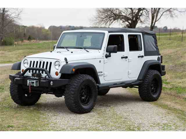 2011 Jeep Wrangler Unlimited Sport | 988500