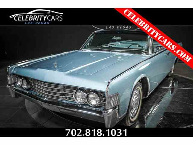 1965 Lincoln Continental Convertible | 988507