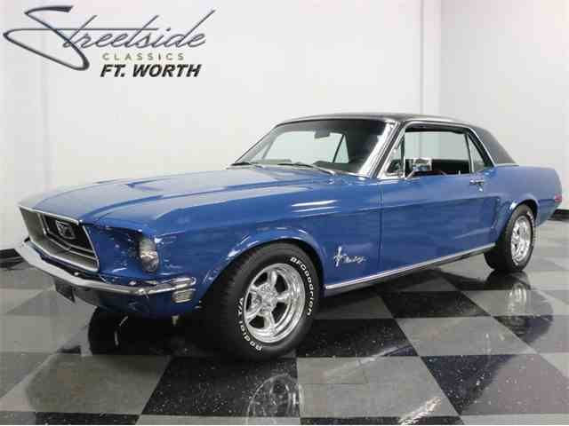 1968 Ford Mustang | 988509