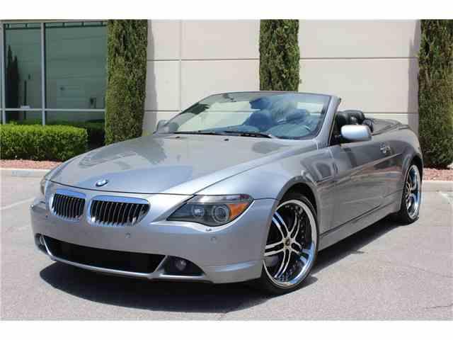 2005 BMW 6 Series | 988526