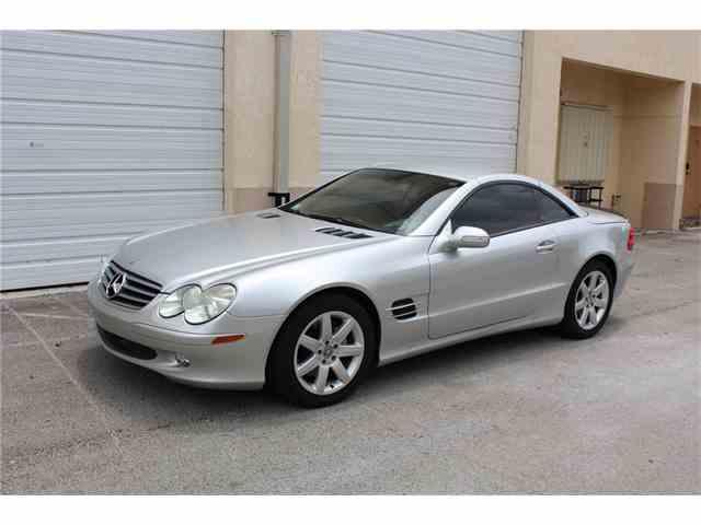 2003 Mercedes-Benz SL500   988529