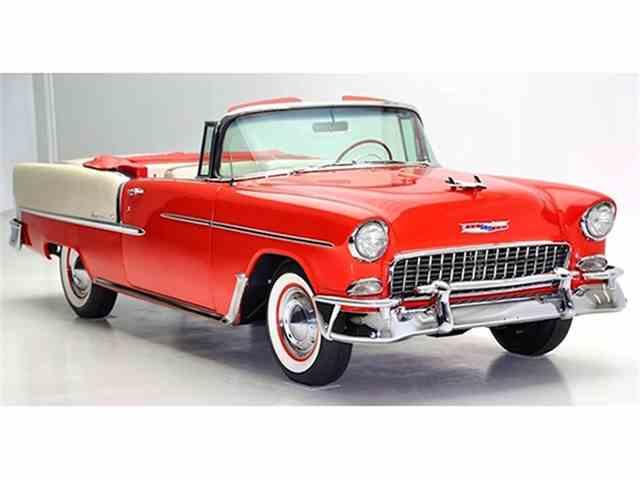 1955 Chevrolet Bel Air | 988532