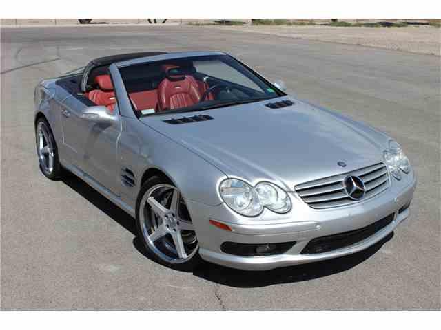 2003 Mercedes-Benz SL55 | 988534