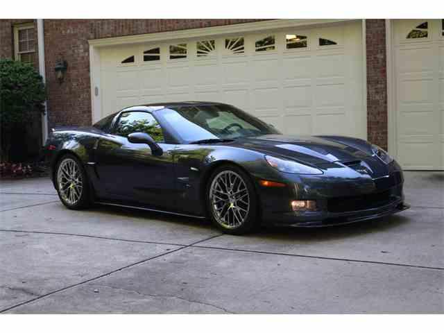2009 Chevrolet Corvette ZR1 | 988543