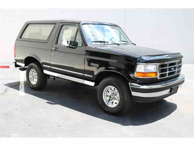 1995 Ford Bronco | 988545