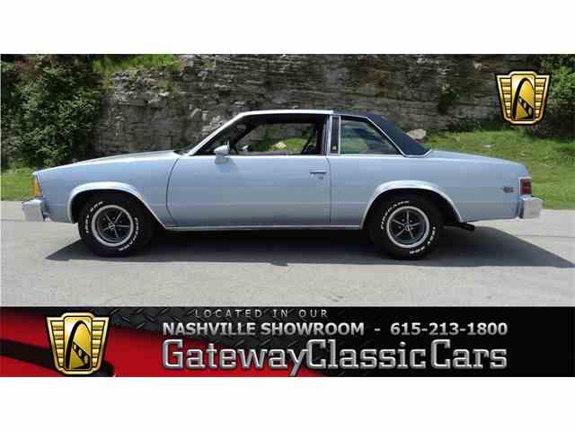 1980 Chevrolet Malibu | 988555