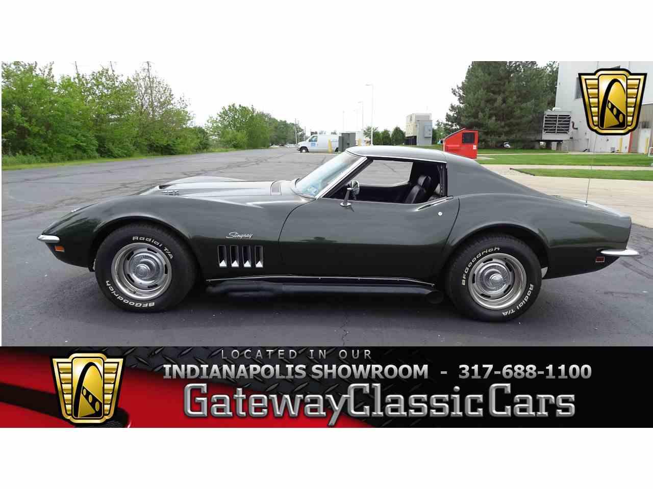 1969 Chevrolet Corvette for Sale - CC-988557