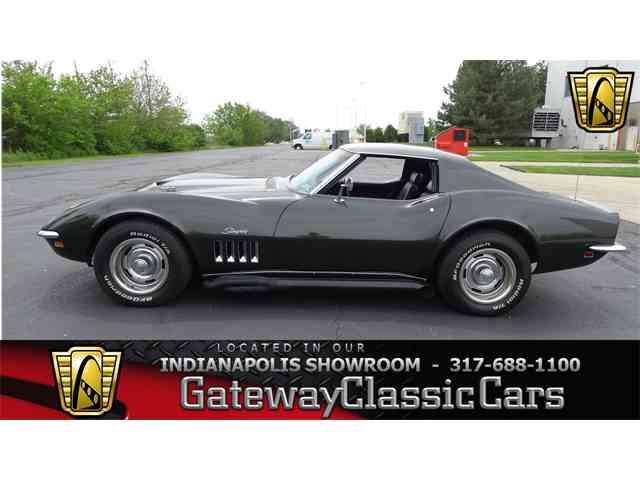 1969 Chevrolet Corvette | 988557
