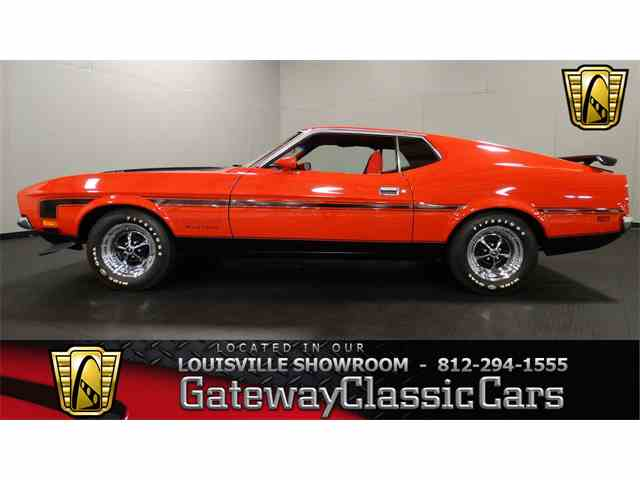 1971 Ford Mustang | 988559