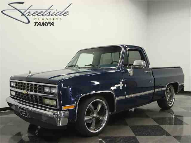 1986 Chevrolet Silverado | 980856