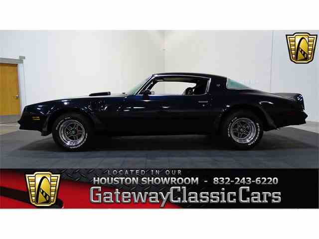 1978 Pontiac Firebird Trans Am | 988563