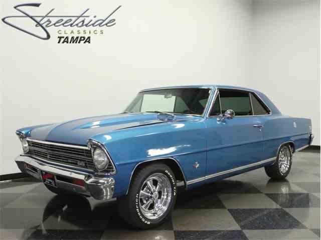 1967 Chevrolet Nova SS | 980857