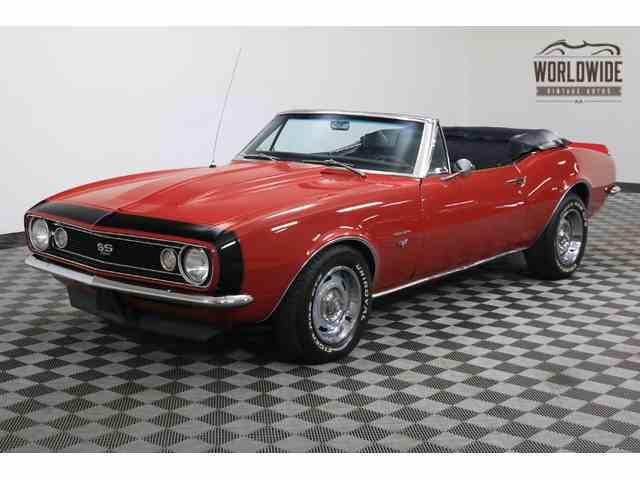 1967 Chevrolet Camaro | 988572
