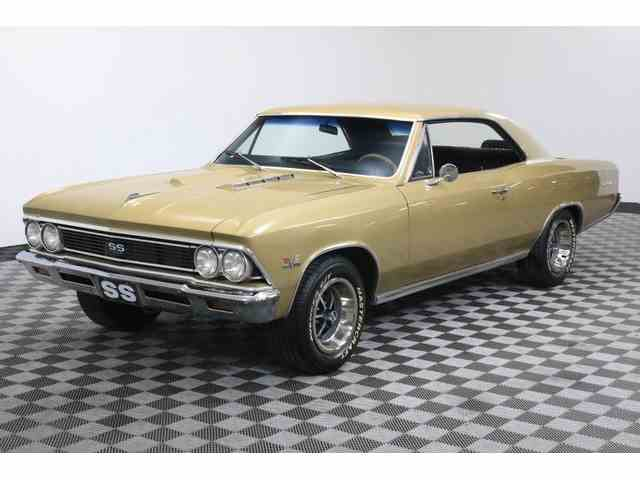 1966 Chevrolet Chevelle | 988576
