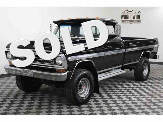 1972 Ford F250 | 988582