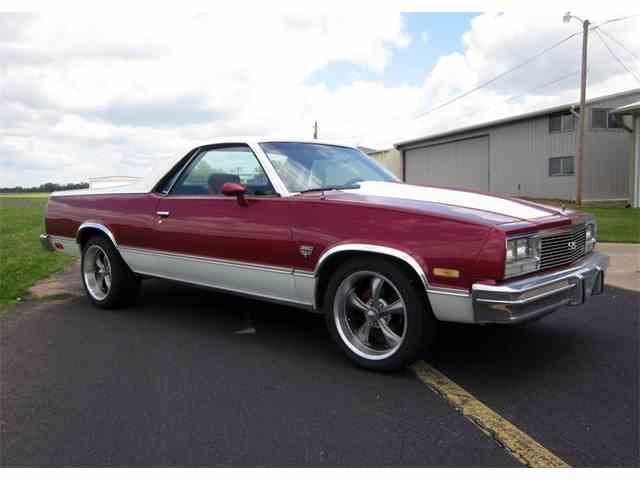 1983 Chevrolet El Camino Resto Mod | 980086