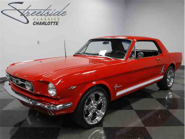 1966 Ford Mustang | 988601