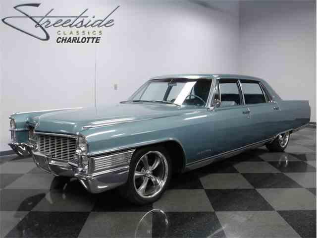 1965 Cadillac Fleetwood 60 Special | 988608