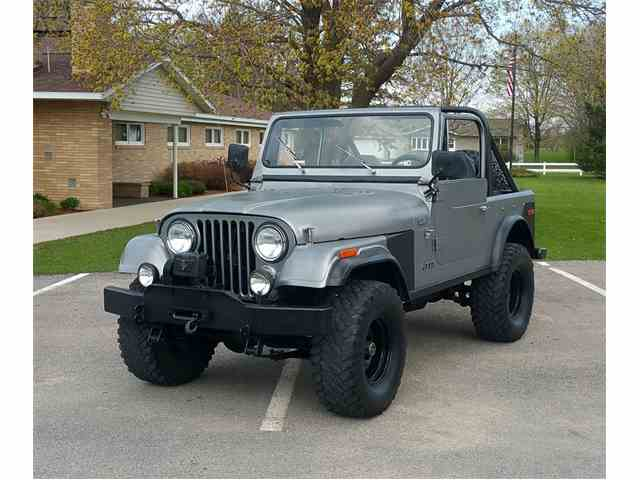 classifieds for classic jeep cj7 28 available. Black Bedroom Furniture Sets. Home Design Ideas