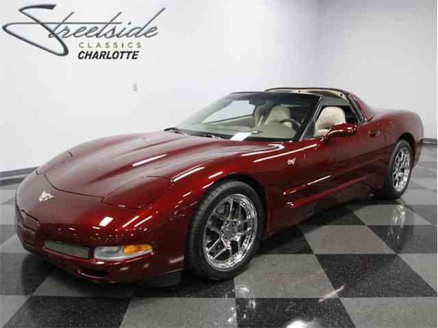 2003 Chevrolet Corvette 50th Anniversary | 988610
