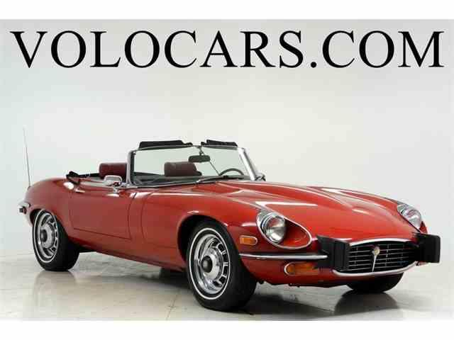 1974 Jaguar XKE | 988611